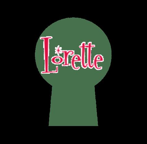 Lorette de la Gazette créatrice et auteur d'humour