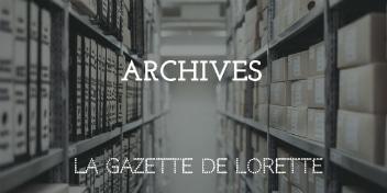 Archives des anecdotes rigolotes de la Gazette de Lorette
