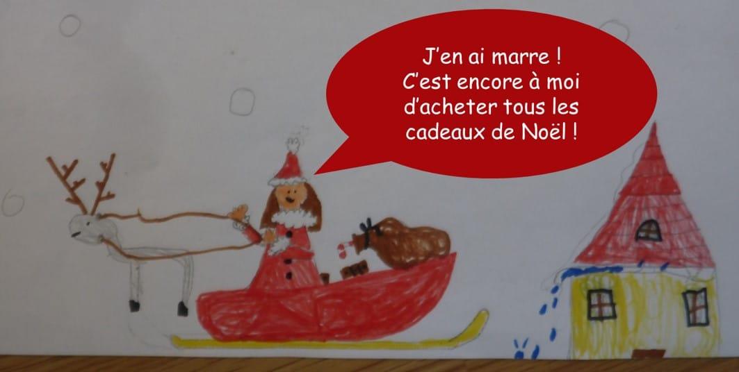 La Gazette de Lorette laisse la parole à la mère Noël