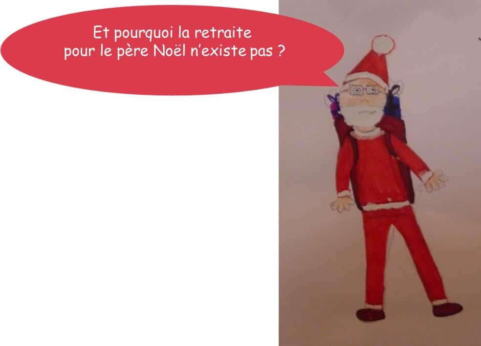 La Gazette de Lorette donne la parole au Père Noël