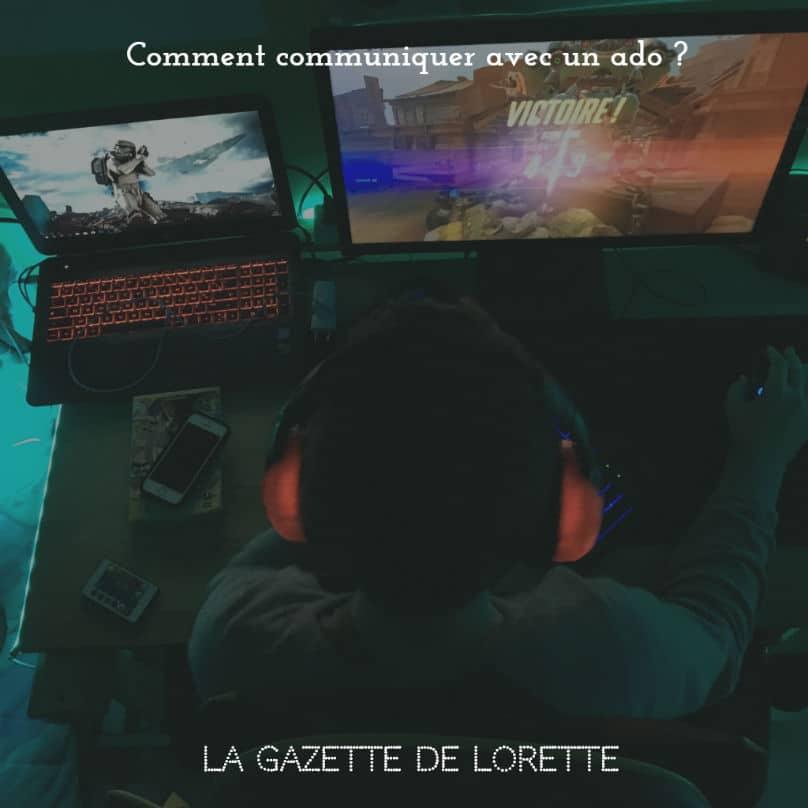 La Gazette de Lorette tente de rentrer en contact avec un ado